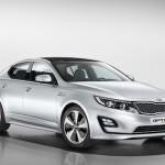 Kia Optima Hybrid získala významné německé ocenění v oblasti inovací