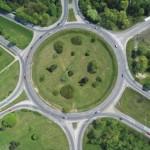 Velký havířovský rondel: Problematický kruhový objezd, kterého se mnozí řidiči bojí