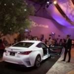 Lexus se představil netradičně na festivalu jídla a vína