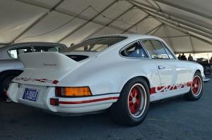 Setkání veteránů Porsche