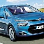 Citroën C4 Picasso je nejprodávanější MPV v Evropě