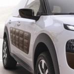 """Citroën C4 Cactus je dobře """"opancéřovaný"""" městský crossover"""