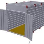 Hledáte ten nejsnazší způsob uskladnění materiálu? Řešením jsou multifunkční kontejnery!