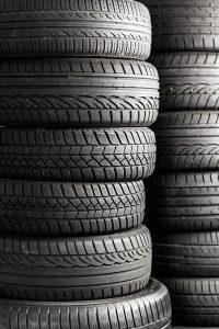 Recyklace starých pneumatik