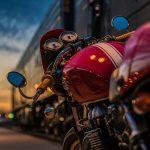 Vybavení na motorku, s nímž budete v bezpečí i pohodlí